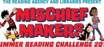 The Summer Reading Challenge comes to Kinver Community Library