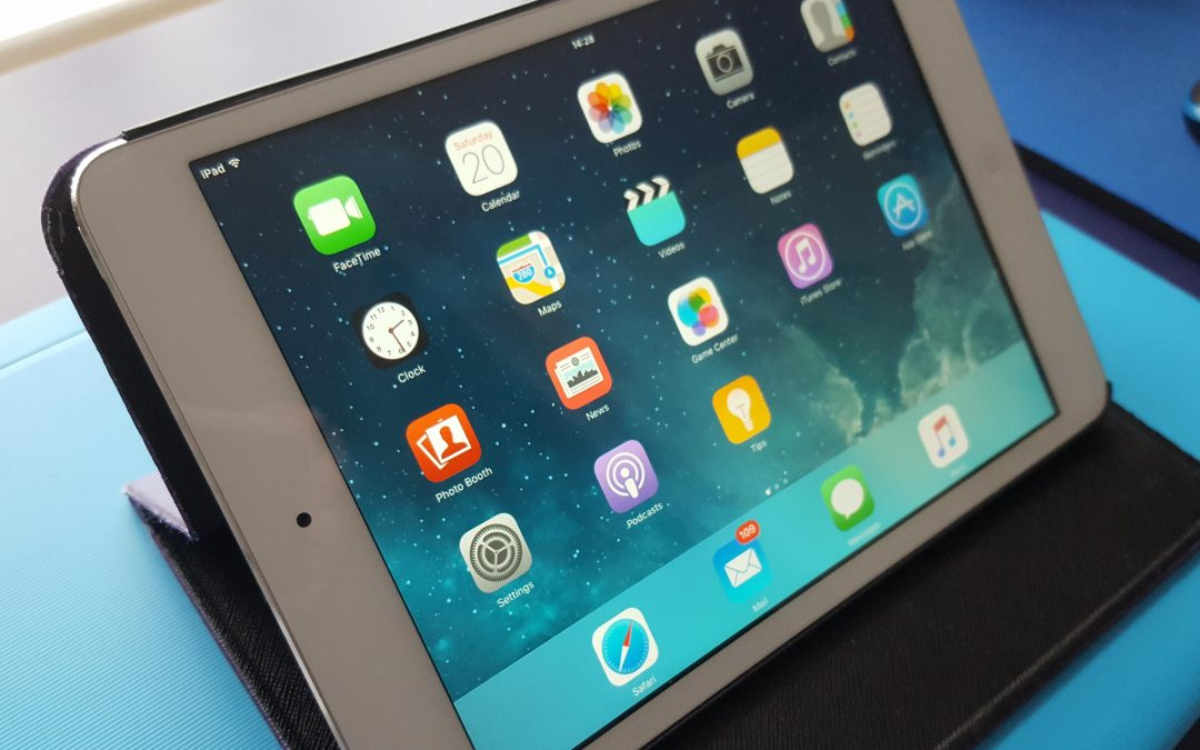 Make the most of your iPad