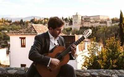 Gain musical insights at the library before attending classical guitar concert