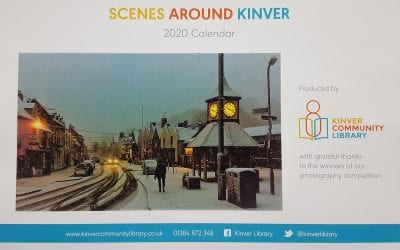 The Kinver 2020 Calendar is here
